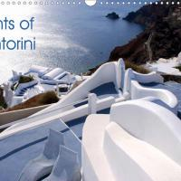 Calendrier Lights of Santorin - 2015